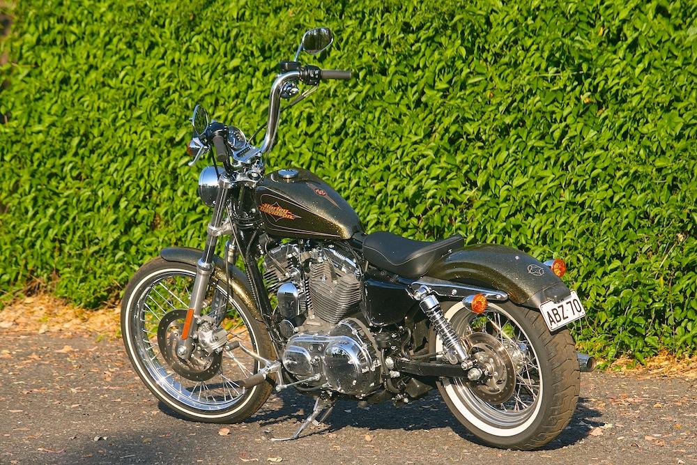 Harley 72