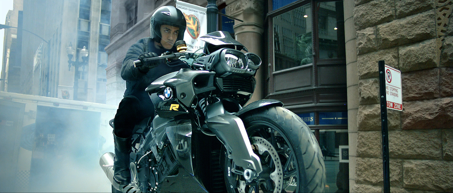 BMW - Dhoom movie 1 copy