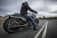 Harley Softail Breakout Pix: Greg Smith iKapture