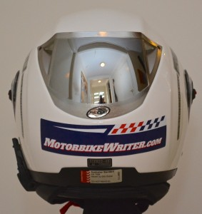 Reevu FSX1 flip-up helmet