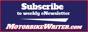 Subscribe to Motorbike Writer