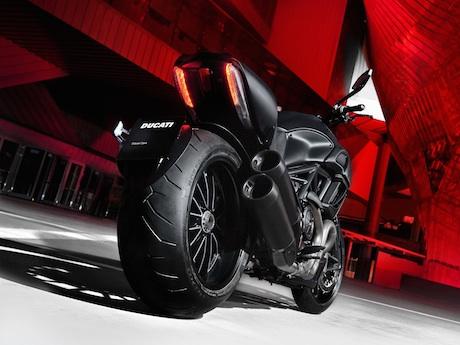 2014 Ducati Diavel safety recall