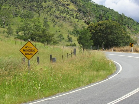 Oxley Highway petition speed zones