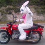 Motorcycle hints for surviving Easter road toll