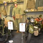 Anzac Day tribute to military motorcycles