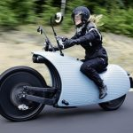 Austrian electric motorbike looks like a bug