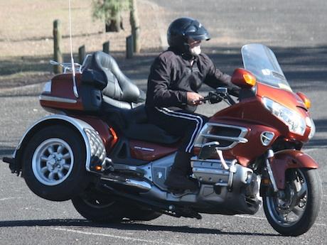 Trike Wedgetail