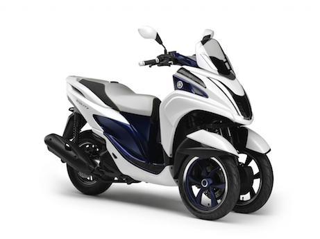 Yamaha TriCity trike