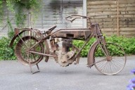 1921 Rudge 499cc Multi once owned by King Onyeama of Eke, Nigeria Bonhams auction