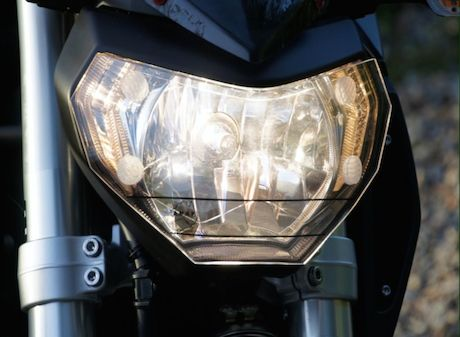 Australian Motorcycle Headlight Potectors for Yamaha MT09