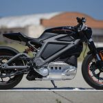 Electric motorcycles get moving