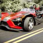 Polaris Slingshot grows third wheel