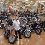 Road to Sturgis: Day 4 Mega Harley