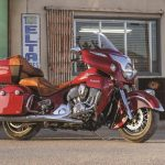 Indian Roadmaster leads fleet
