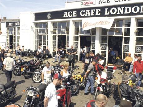 Ace Cafe - association laws