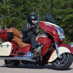 Indian Roadmaster debuts at Motorclassica