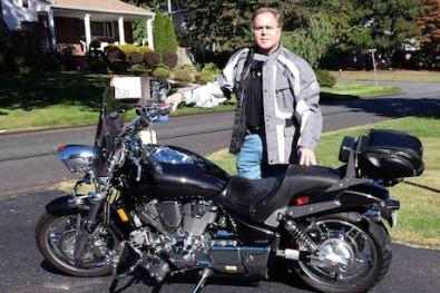 Cancer survivor Brian Levy