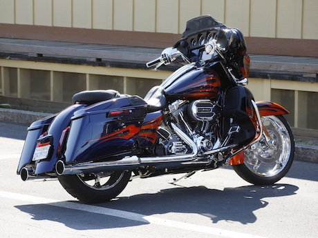 2015 Harley Breakout Cvo