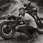 Beckham and Bieber in motorcycle incidents