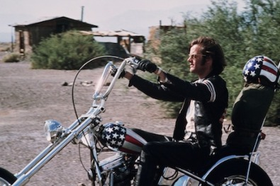 Could the Easy Rider Captain America chopper soon become the most expensive motorcycle in the world?