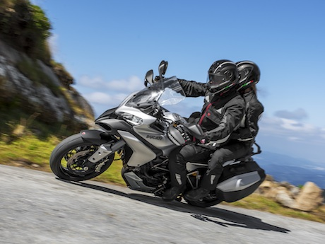 Ducati Multistrada to get variable valve timing?