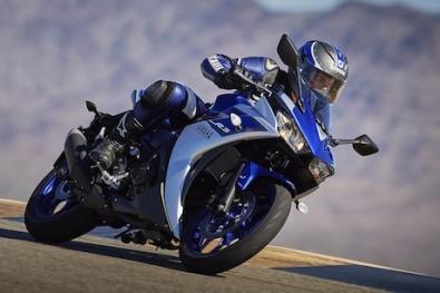 Yamaha R3 Yamaha R1