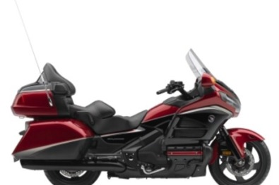 Honda 40th anniversary Gold Wing