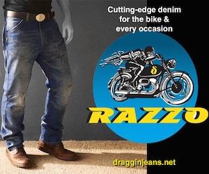 Draggin Jeans ad