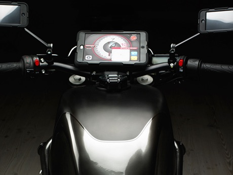 MV Agusta One motorcycle instruments