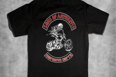 Sons of Anarchy rip-off t-shirt
