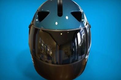 Nand Logic hi-tech helmet