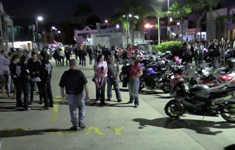 Brisbane Bike Night