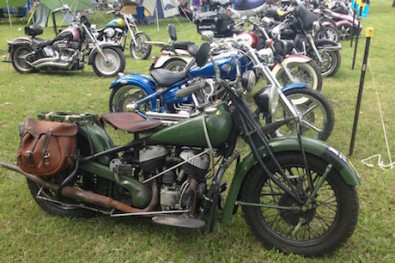 Woolshed Classic Motorcycle Rally
