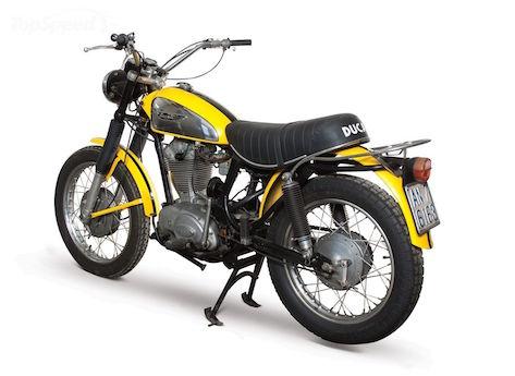 1973 Ducati 450 Desmo Scrambler