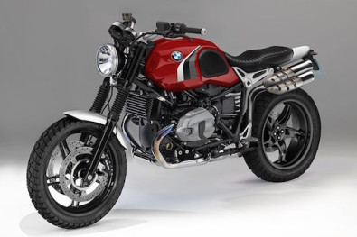 BMW Scrambler as imagined by MCN artists
