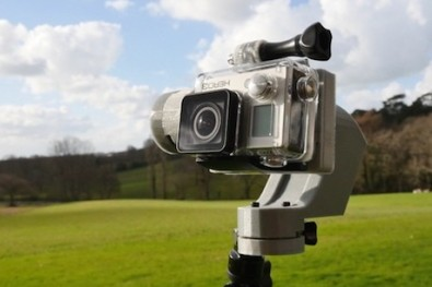 StabCam with GoPro