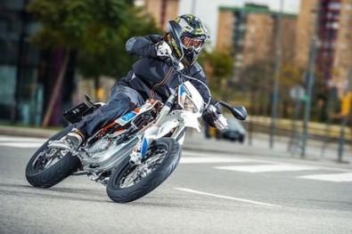KTM Freeride SM
