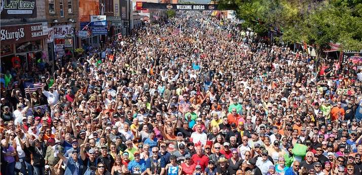 2015 Sturgis Motorcycle Rally
