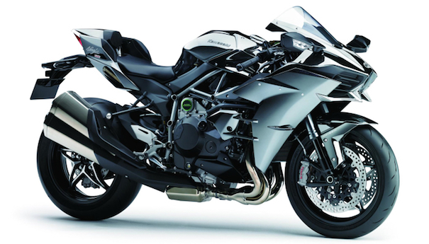 2016 Kawasaki Ninja H2 supercharged