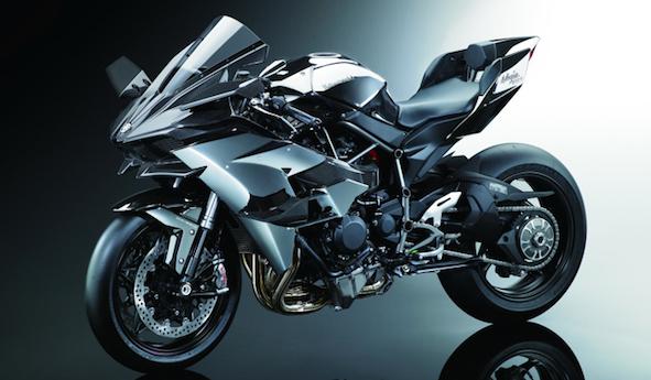 2016 Kawasaki Ninja H2R supercharged