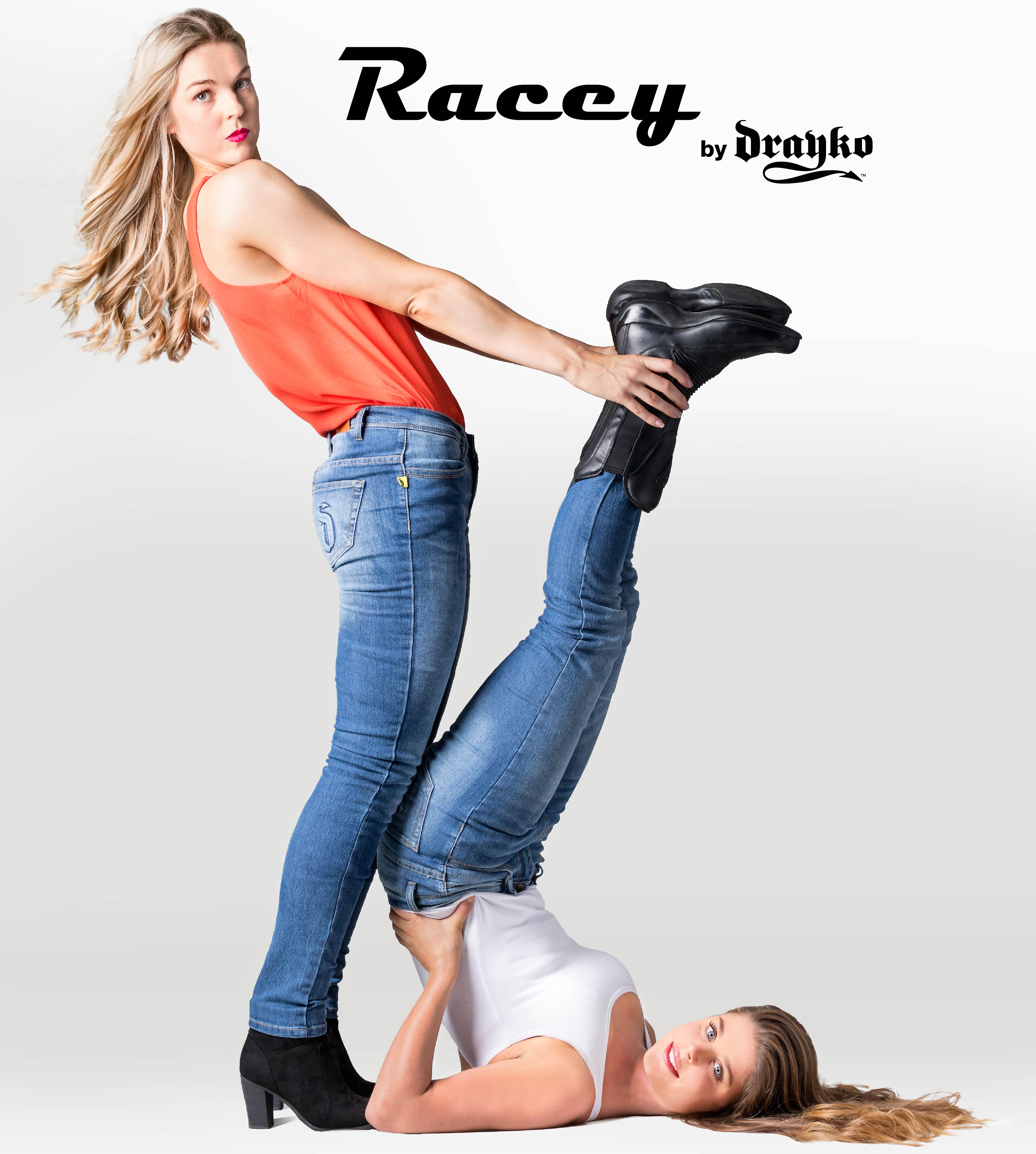 Draggin Racey jeans for women