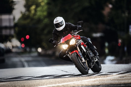 2016 Triumph Speed Triple S and R