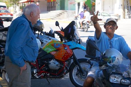 Adventure riding Mexico