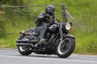 2016 Harley-Davidson Slim S review - Motorbike Writer