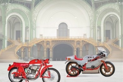 Museum pieces: 1954 MV Agusta Disco Volante (€11,000-17,000) and 1980 Bimota SB2 (21,000-25,000)