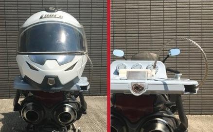 Wheelrider top box