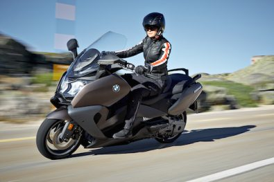 2015 BMW C 650 GT maxi scooter