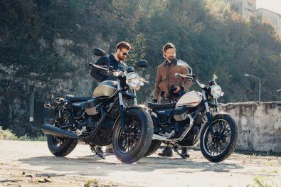 Moto Guzzi V9 Bobber and Roamer