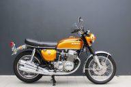 Honda 750 K1 auction time