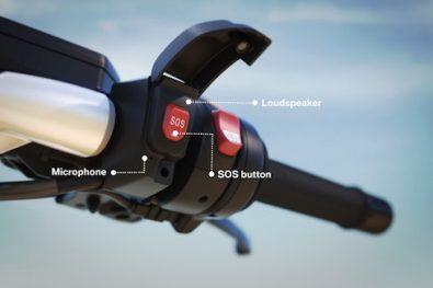 BMW SOS button